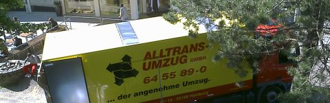 ALLTRANS-UMZUG GmbH - ...der angenehme Umzug